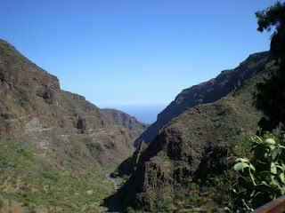 Barranco de Guayadeque, Gran Canaria