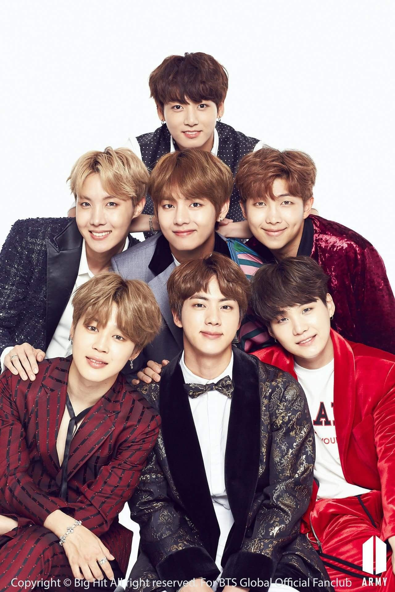 Bts Wallpaper Photoshoot 2018