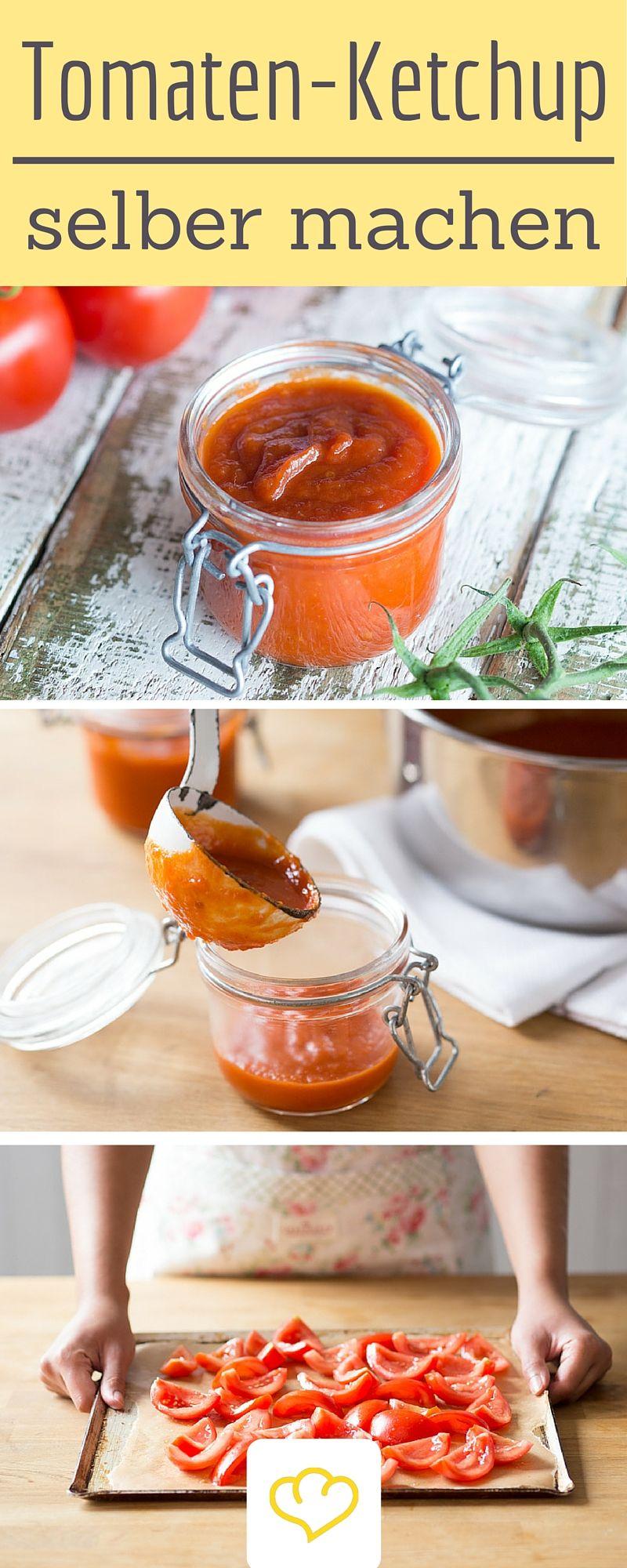 ketchup selber machen so funktioniert s rezept leckere rezepte tasty recipies. Black Bedroom Furniture Sets. Home Design Ideas