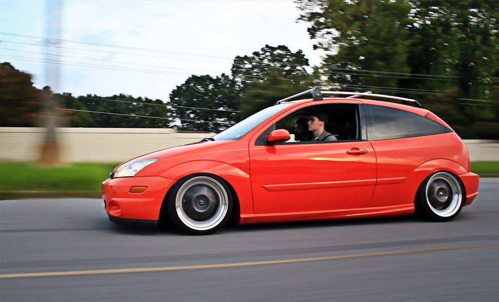 Svt Focus Cruising All Low An Sh T Very Clean Hatch Autos