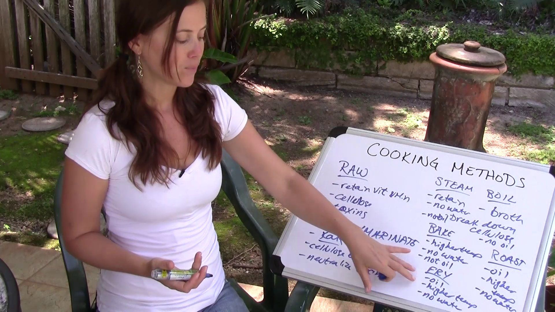 Lesson 8: Cooking Methods