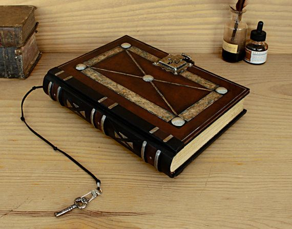 Dream Big Vintage Leather Journal With Lock And Key Vintage Leather Journals Leather Journal Journal With Lock