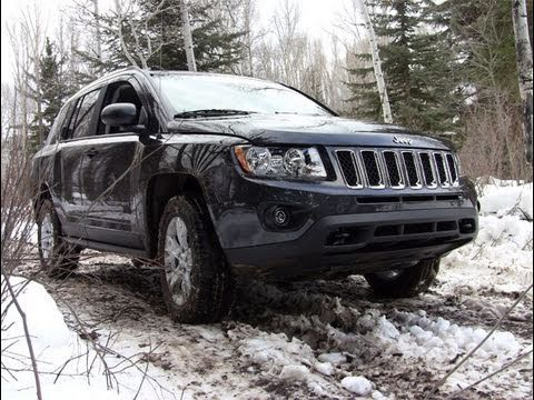2011 Jeep Compass First Drive Review By Tflcar With Images