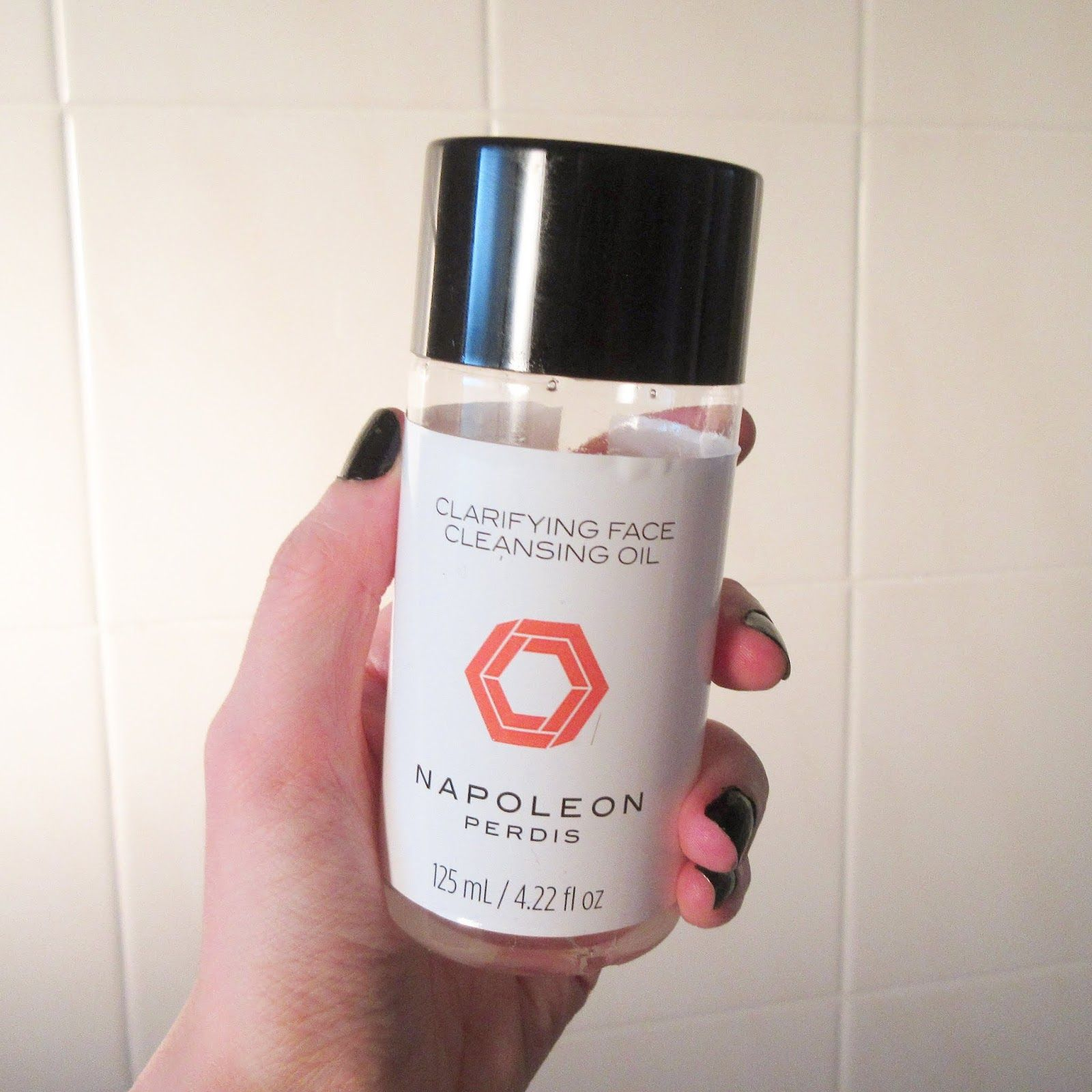 Napoleon Perdis Clarifying Cleansing Oil Review