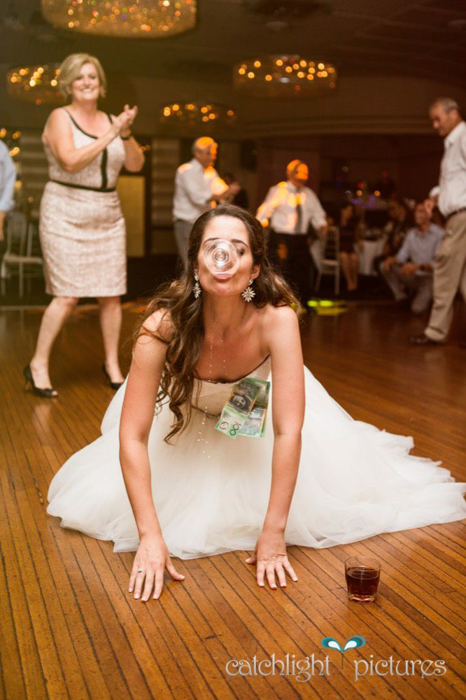 Greek Wedding Tradition No Hands Fabulous Reception At The