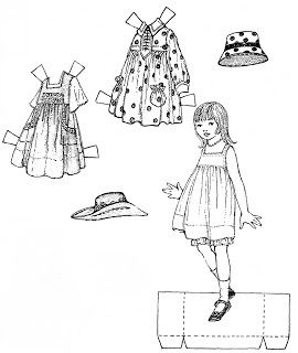 Great blog of all things paper dolls--some templates available.