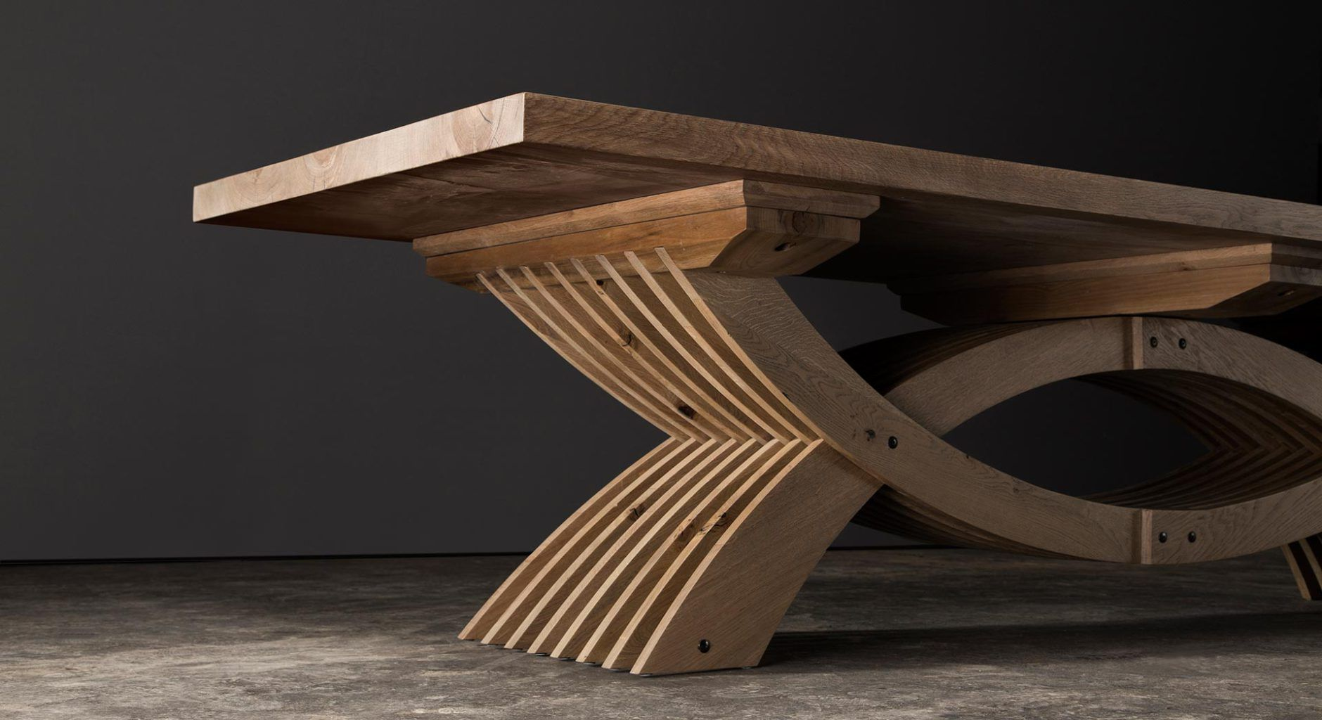 Pierre Cronje sets the benchmark in handcrafted quality and bespoke furniture design, solid wood flooring and architectural fittings