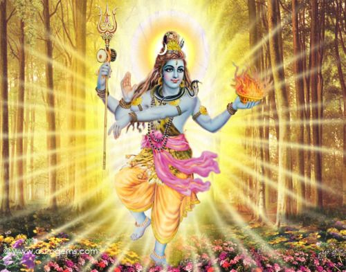 shiva goddess of destruction