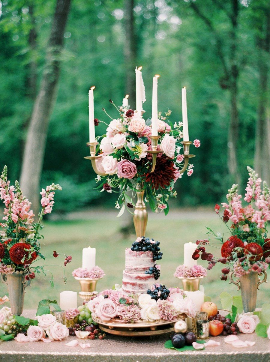 22 Ideas for a Modern Woodland Wedding (With