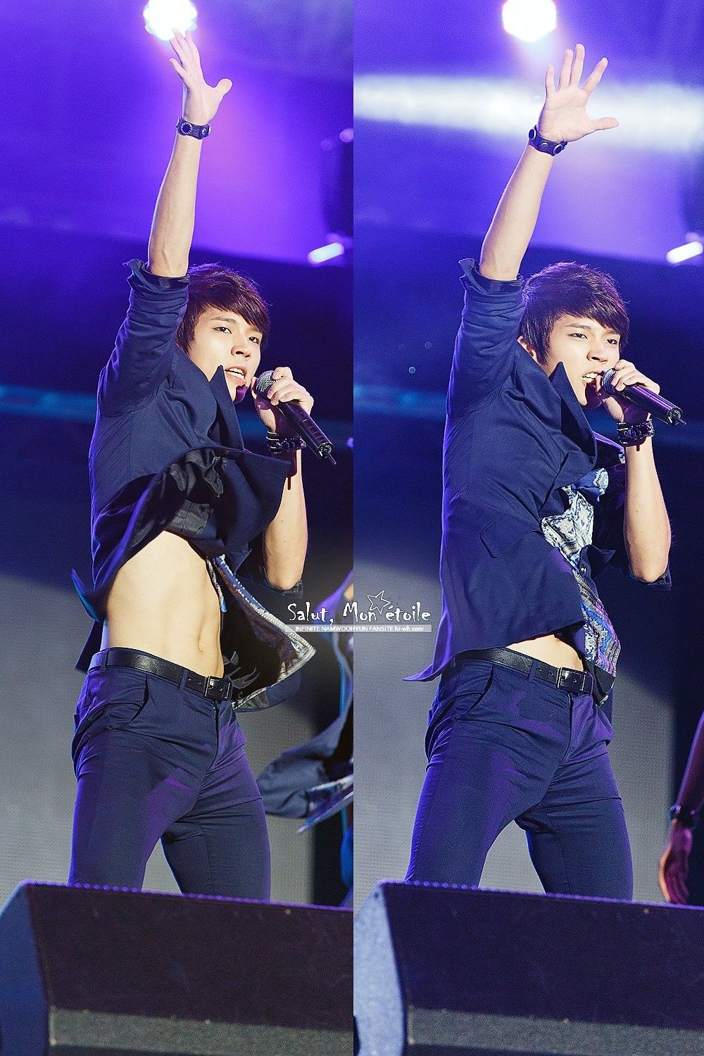 Pin On Woohyun So Sexy