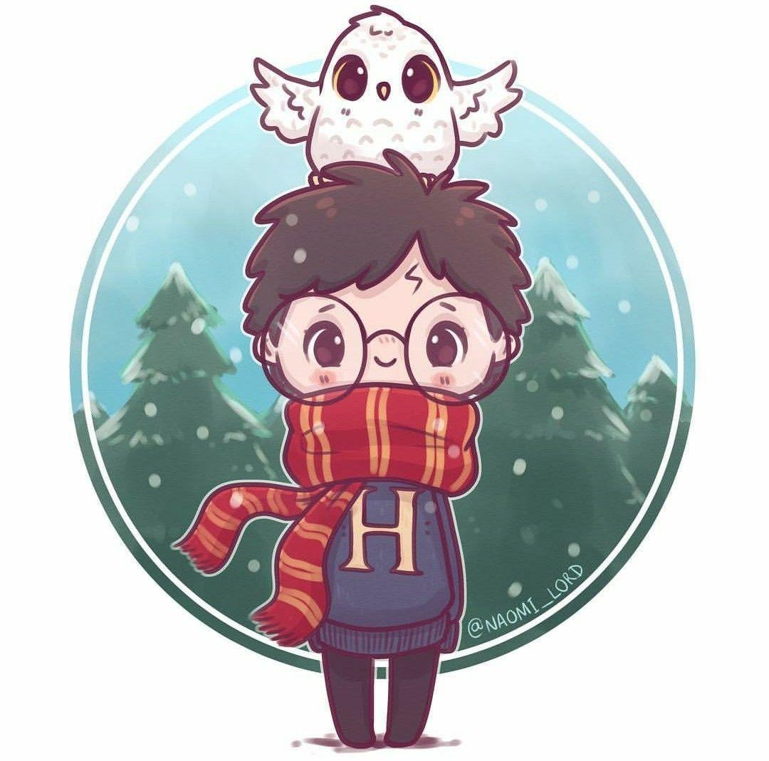 Harry Desenhos Kawaii Hery Potter