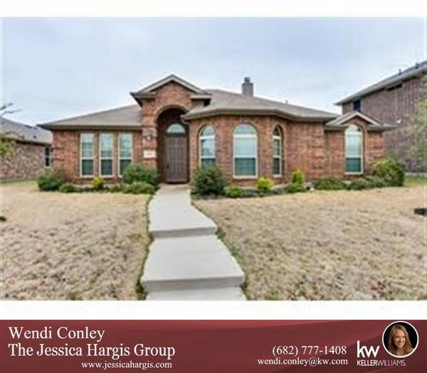 1 Day On The Market And Wendi Conley S Buyer S Won This Beautiful Home In The Highly Sought After Caruth Lakes Neighborhood Closing In Under 30 Days We Get T Beautiful Homes