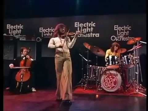"""ELECTRIC LIGHT ORCHESTRA - 1974 - """"Daybreaker"""""""