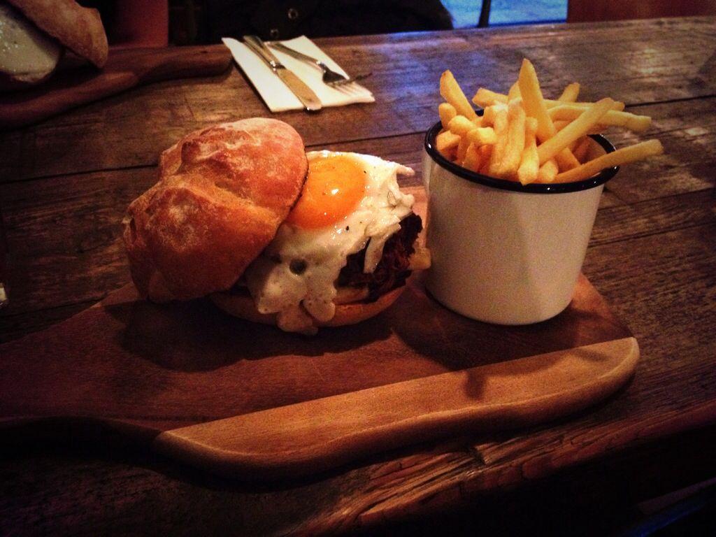 Mac n cheese and pulled pork sandwich urban standard