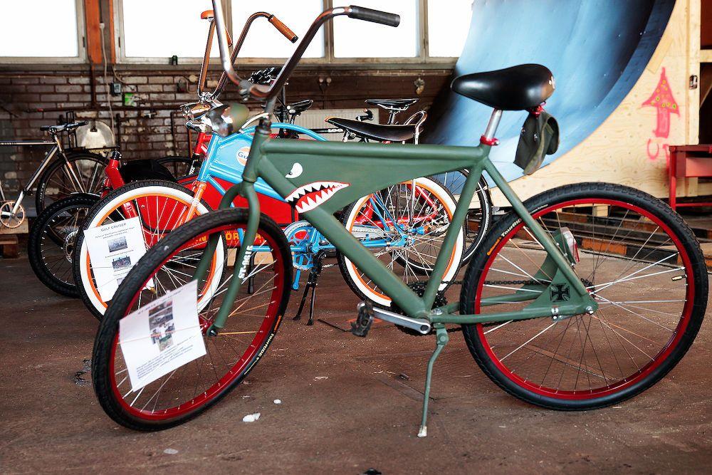 Kotkassa vuoden ajan toiminut pyöräpaja esitteli toimintaansa kaupunkilaisille viikonvaihteessa. Pyöräpajalta on valmistunut tässä vaiheessa jo satoja polkupyöriä.