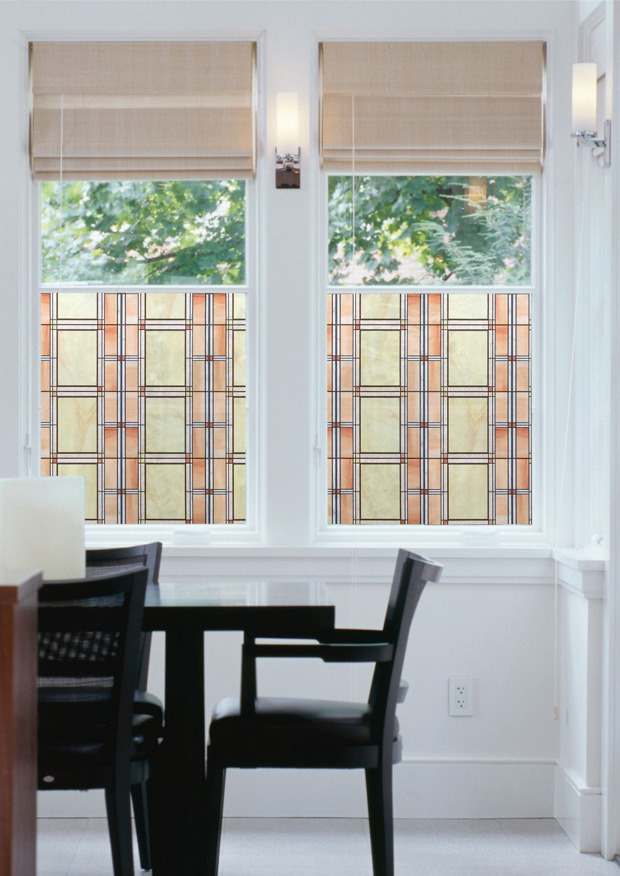 DC Fix Arts and Crafts Stained Window Film Stained glass window