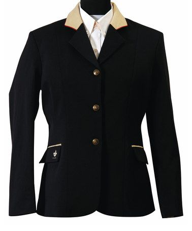 Look what I found on #zulily! Navy Show Blazer - Women by Equine Couture #zulilyfinds