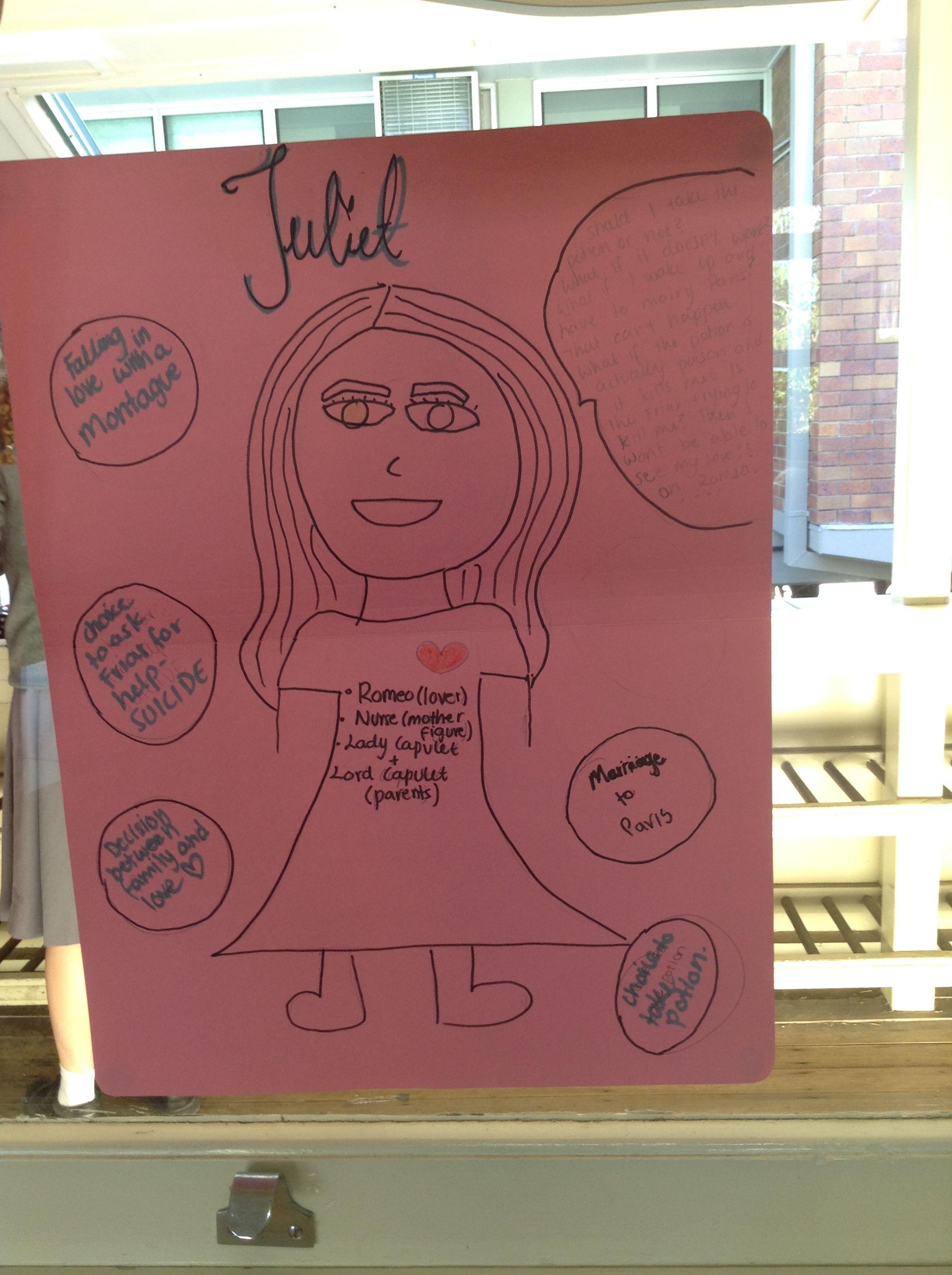 Juliet Poster