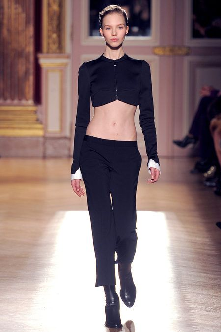 PFW: Barbara Bui f/w 2013, If I were Gwen Stefani circa 1990 then YES