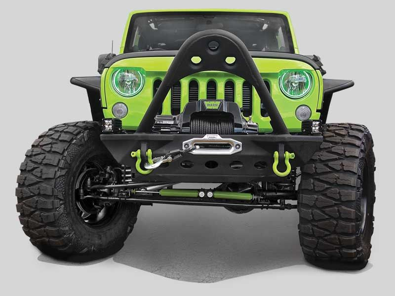 Smittybilt 76524 SRC Stinger Front SRC Stinger