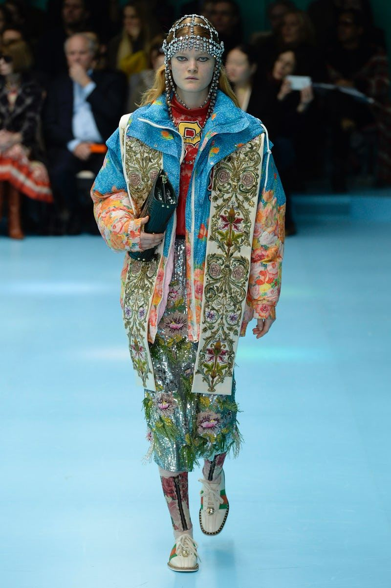 first look big sale save off Gucci in 2020 | Fashion, Fashion show, Ready to wear