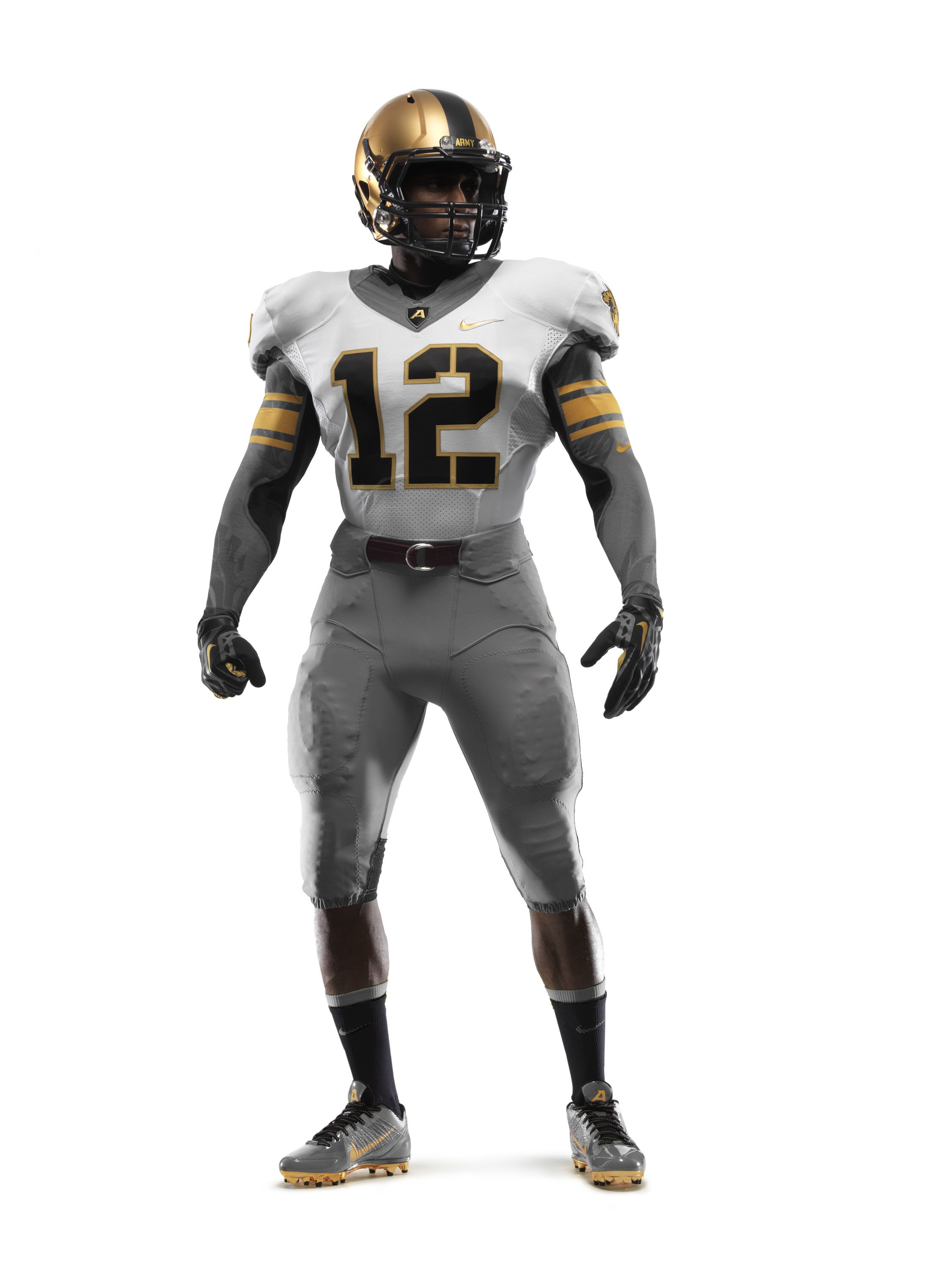 Army Black Knights 2019 special football uniforms for Army
