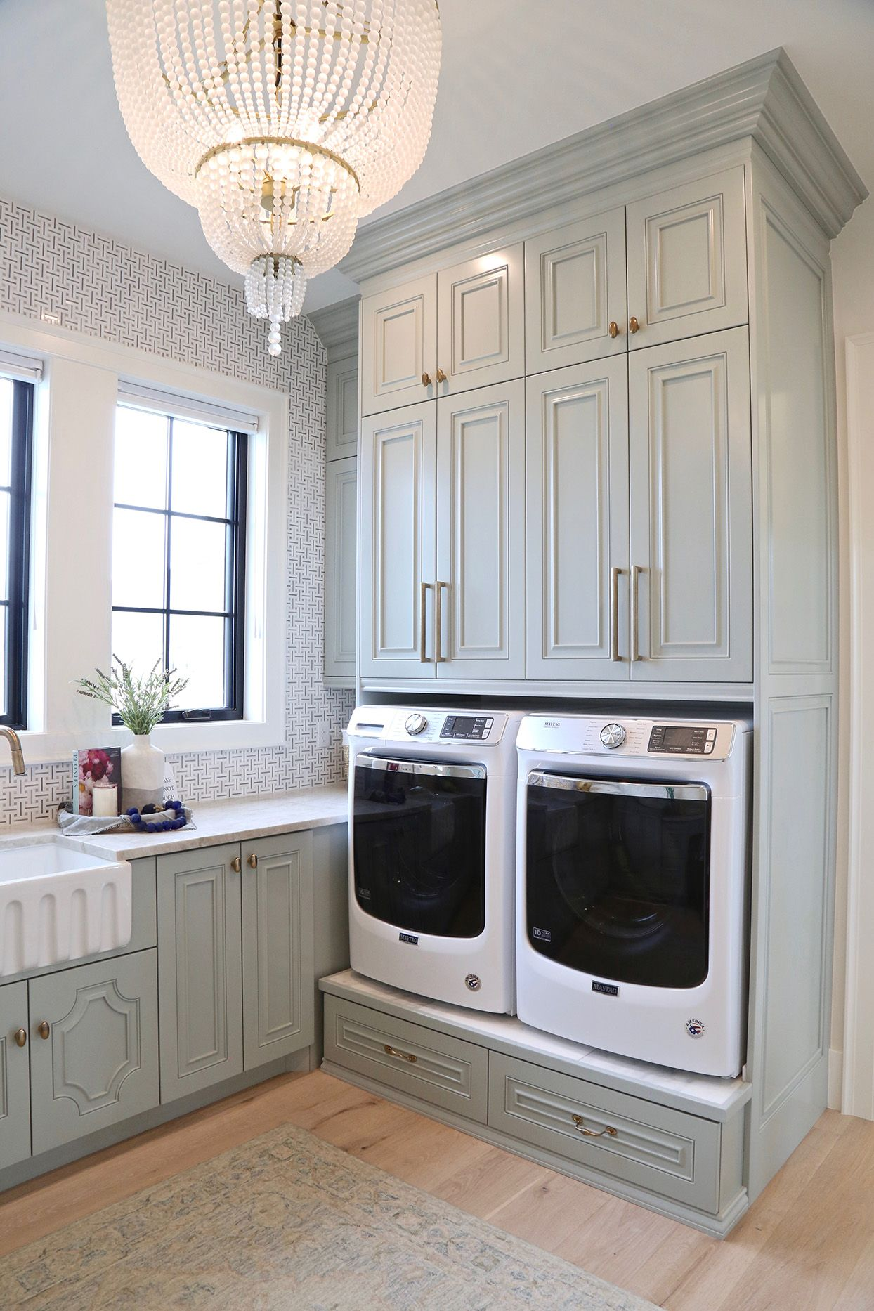 Goodbye Gray Hello Earth Tones Our 2020 Paint Color Forecast Dream Laundry Room Large Laundry Rooms Home