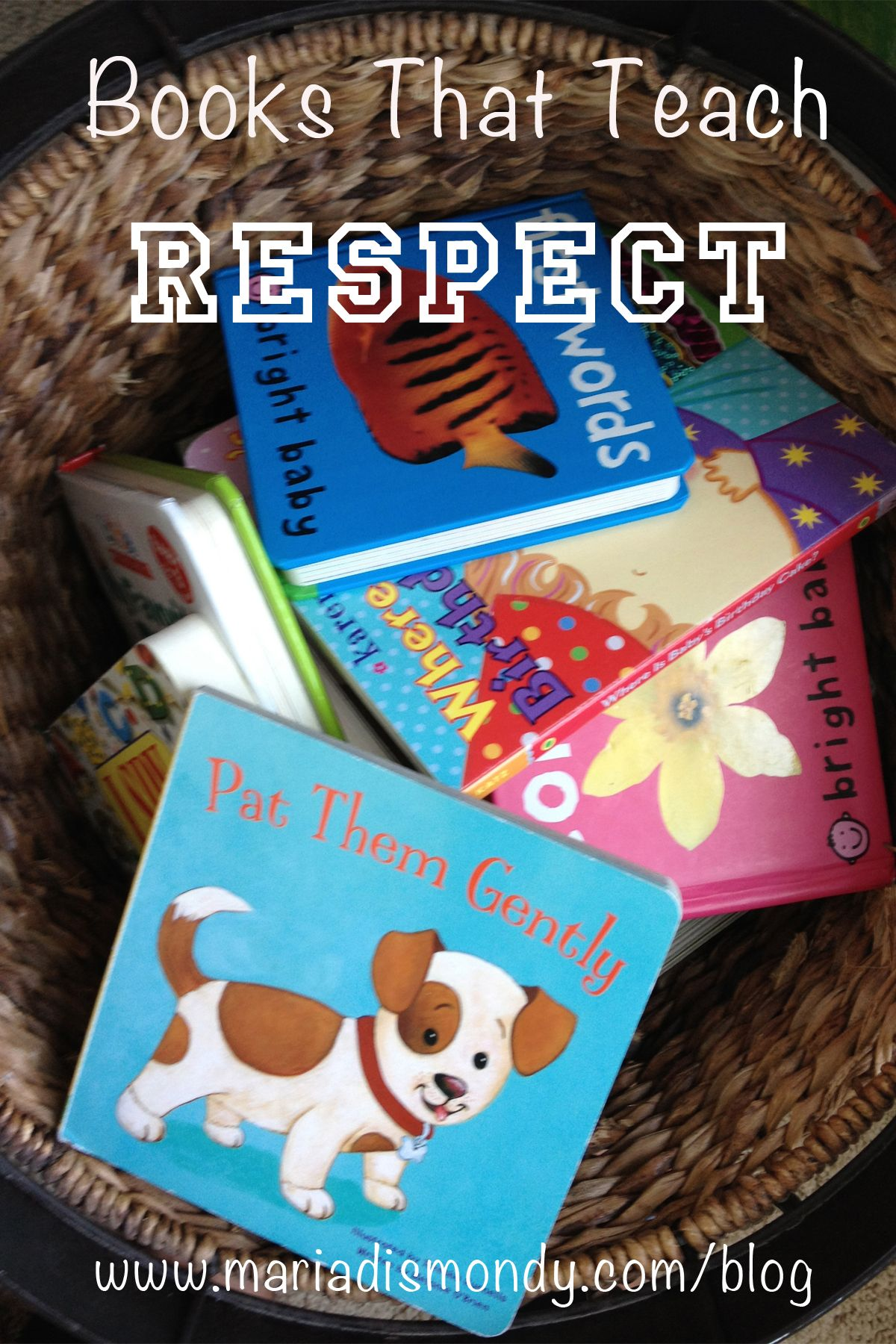 Make A Difference Mondays Books That Teach Respect