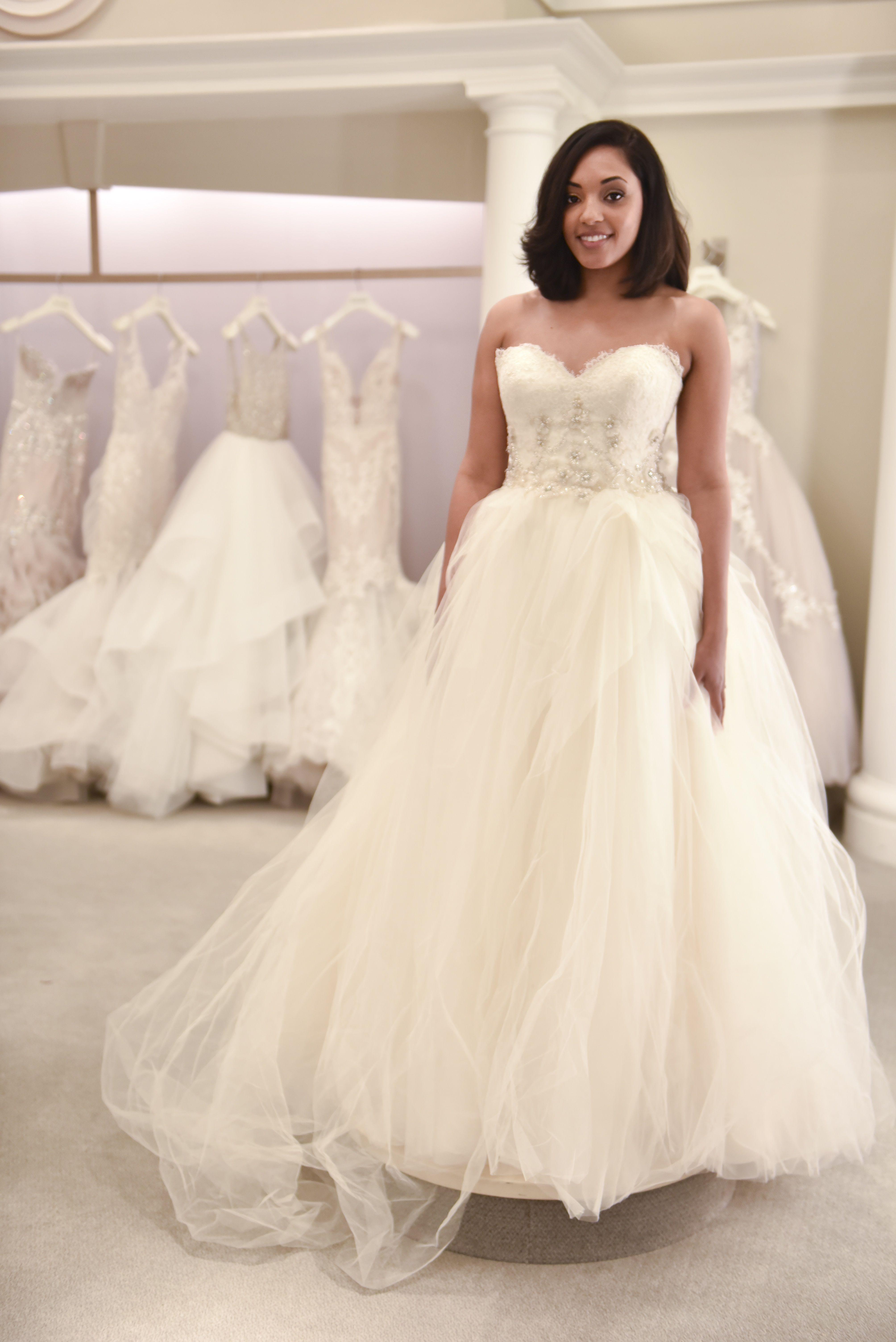 Help Plan The Knot Dream Wedding Dream wedding dresses