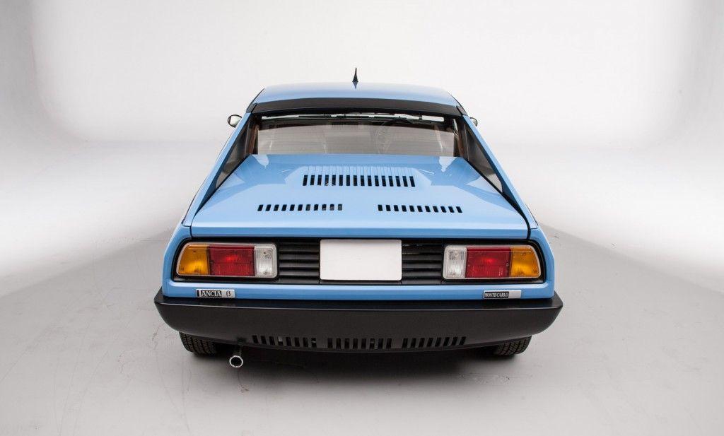 Lancia Beta Montecarlo For Sale