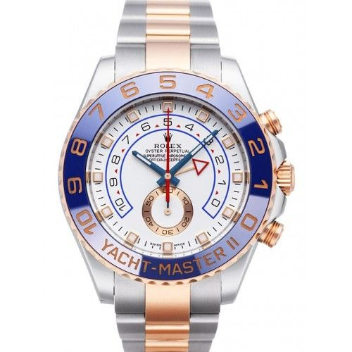 fd2f18dff1a Rolex Yacht-Master II Watch Replica 116681 in 2018