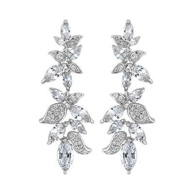 Jon Richard Botanical Leaf Earring Debenhams Leaf Earrings Bridal Jewelry Jewelry