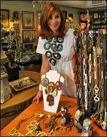 Nancy Golden~ One of my favorite designers on Decorating Cents ...