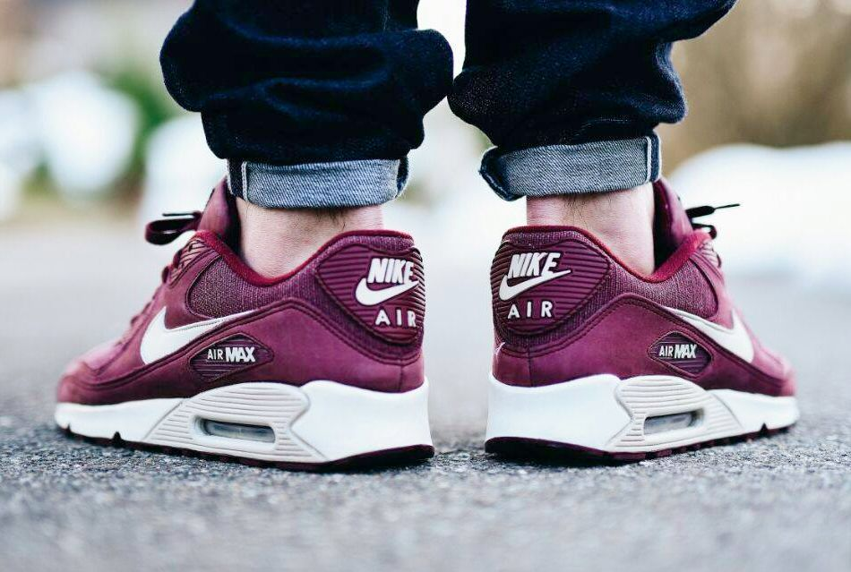 97f843ebc8ff01 ... low price sweetsoles nike air max 90 redwood by sven zwahlen 6d190 69aa9