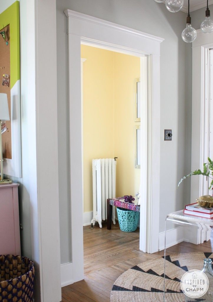 Paint Colors | Banana cream, Paint ideas and Room