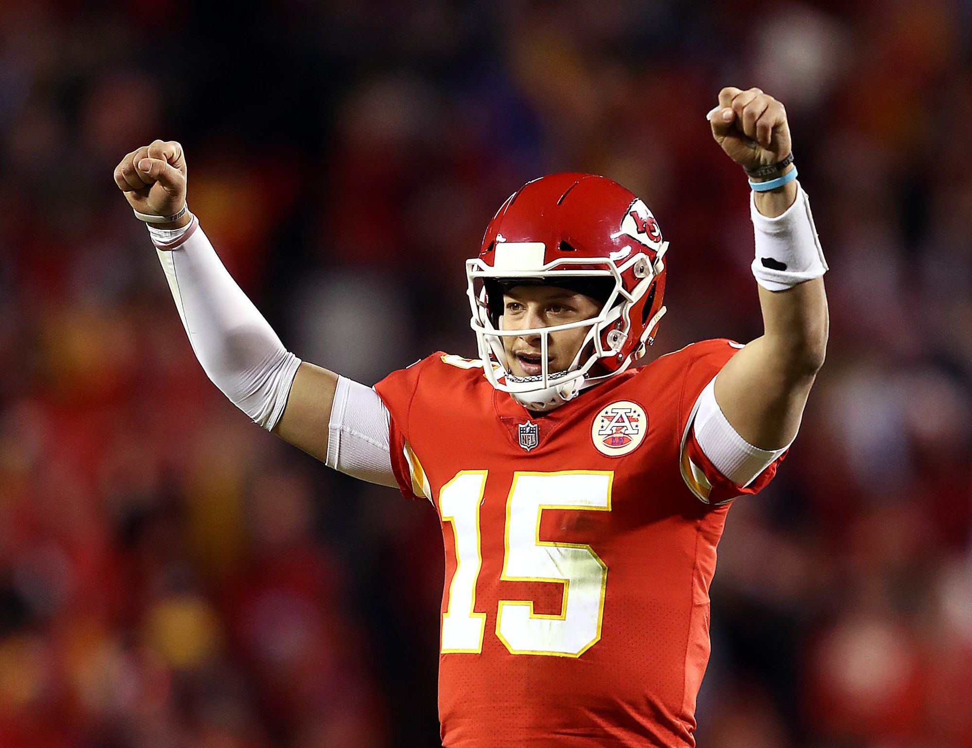 Patrick Mahomes wins MVP award to top NFL Honors Kansas