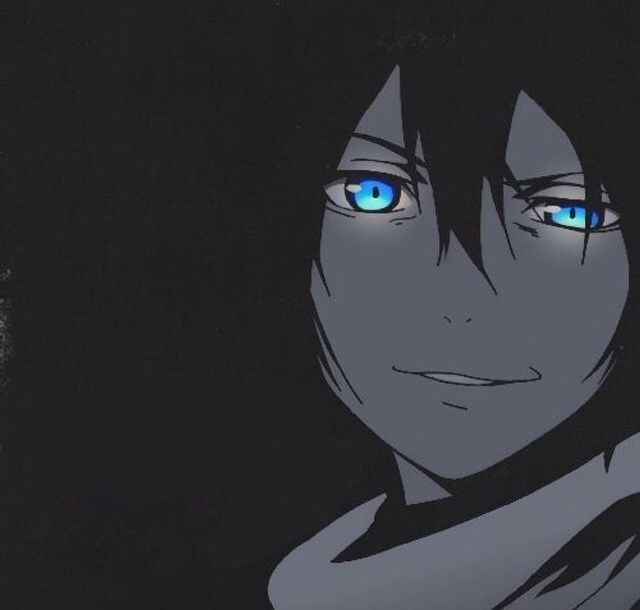 Yato Bleu Eyes