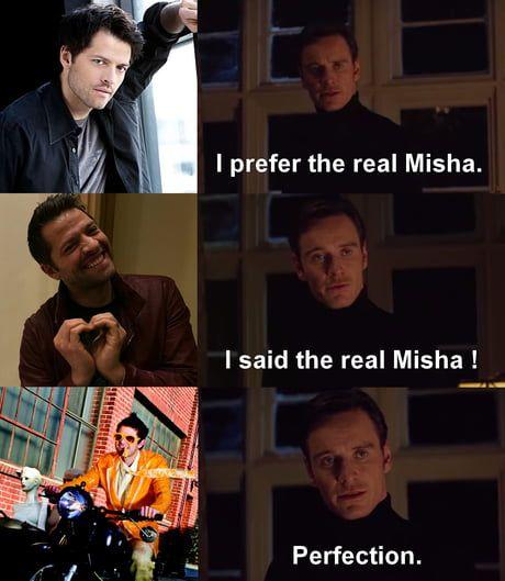 Misha Collins Ladies'n'Gentlemen