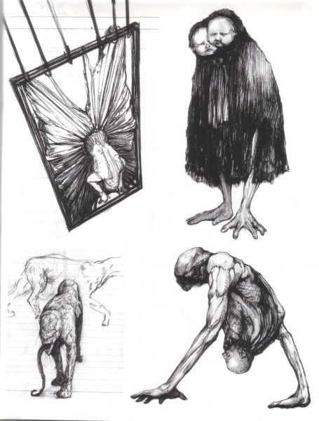 Silent Hill 4 The Room Concept Art  Silent Hill  Pinterest