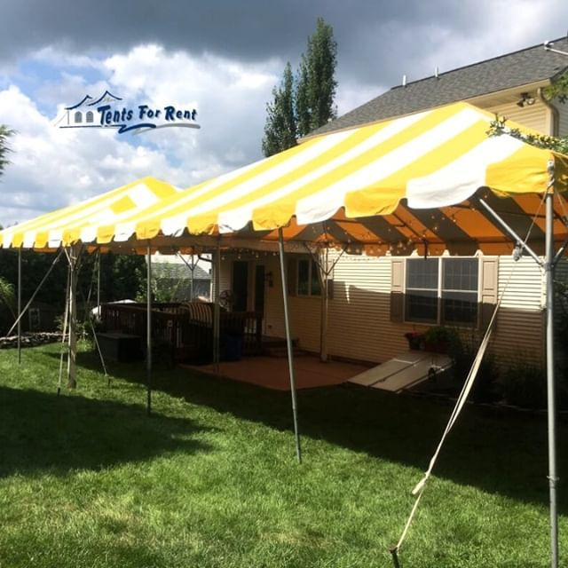 Turn Your Backyard Into a Party With a Tent Rental! # ...