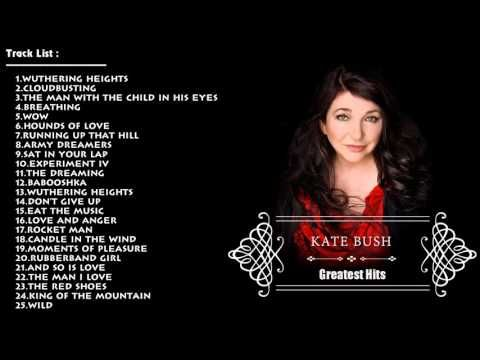 The Very Best Of Kate Bush - Kate Bush Greatest Hits - YouTube