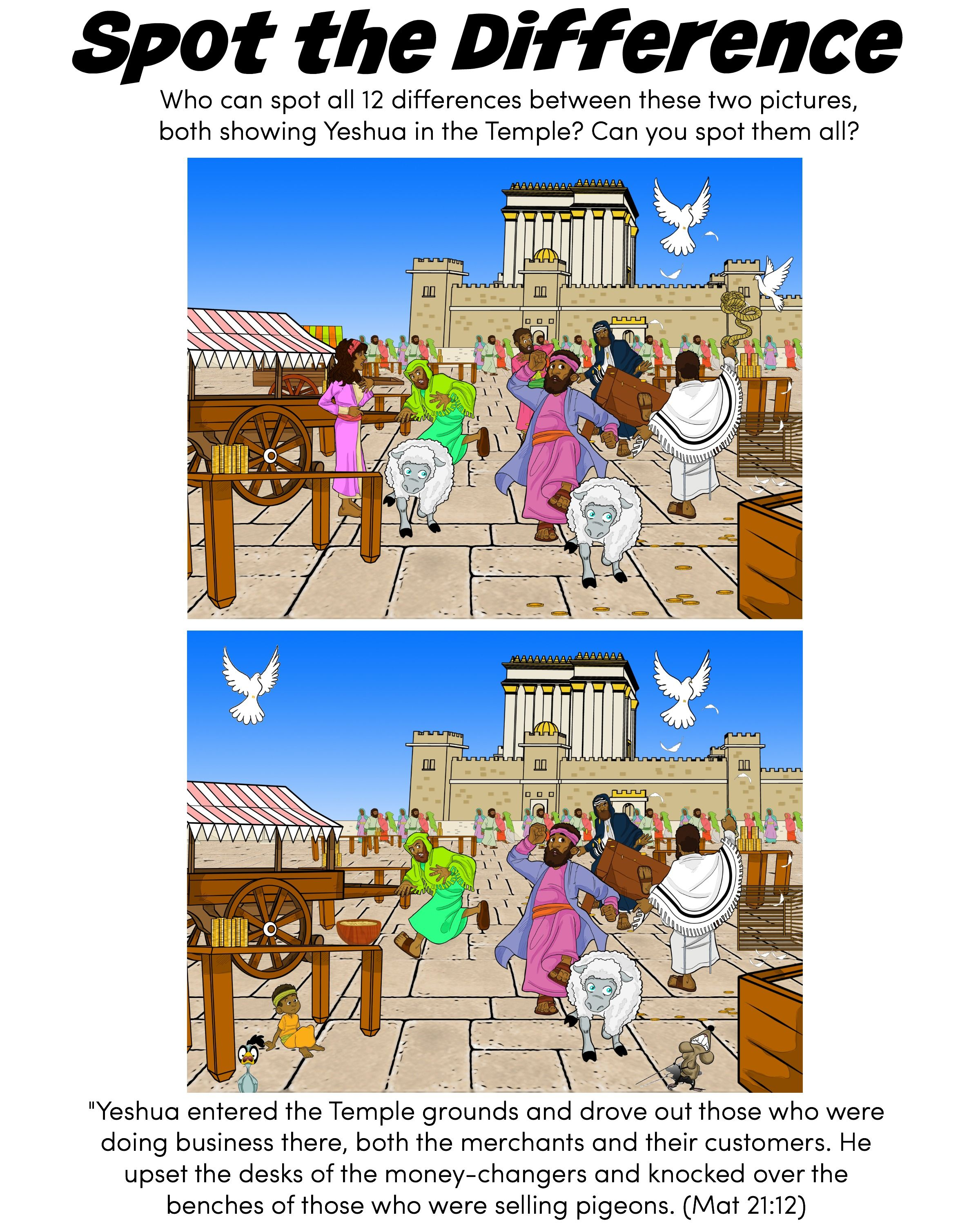 worksheet Jesus In The Temple Worksheet free bible activities for kids worksheets sunday school and quizzes puzzles coloring pages