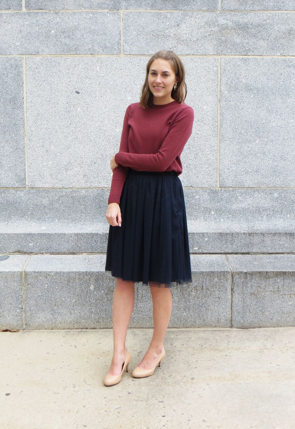 Grad Student Style General Exam Student Fashion Style Outfits