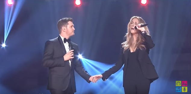Stop What You Re Doing And Listen To Celine Dion And Michael Buble S Amazing Christmas Duet Michael Buble Michael Buble Christmas Christmas Duets