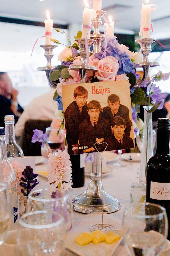 Music Themed Seating Table Plan Vintage Retro Style Wedding Etsy Music Themed Wedding Wedding Table Plan Music Theme Birthday