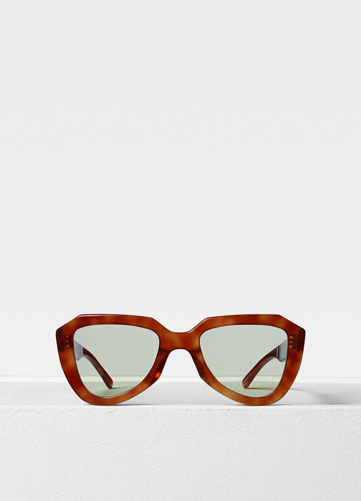 e6c66a537ca Aviator sunglasses in acetate