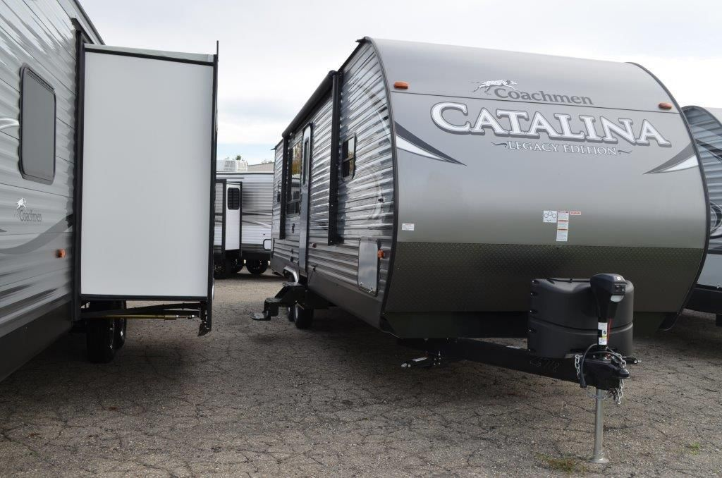 From Tin Can Tourist To Luxury Home On Wheels Rvs For Sale