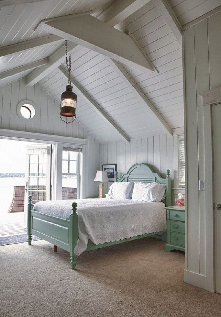 20+ Amazing Beach Coastal Decor Ideas Inspired Home Decor #coastalbedrooms
