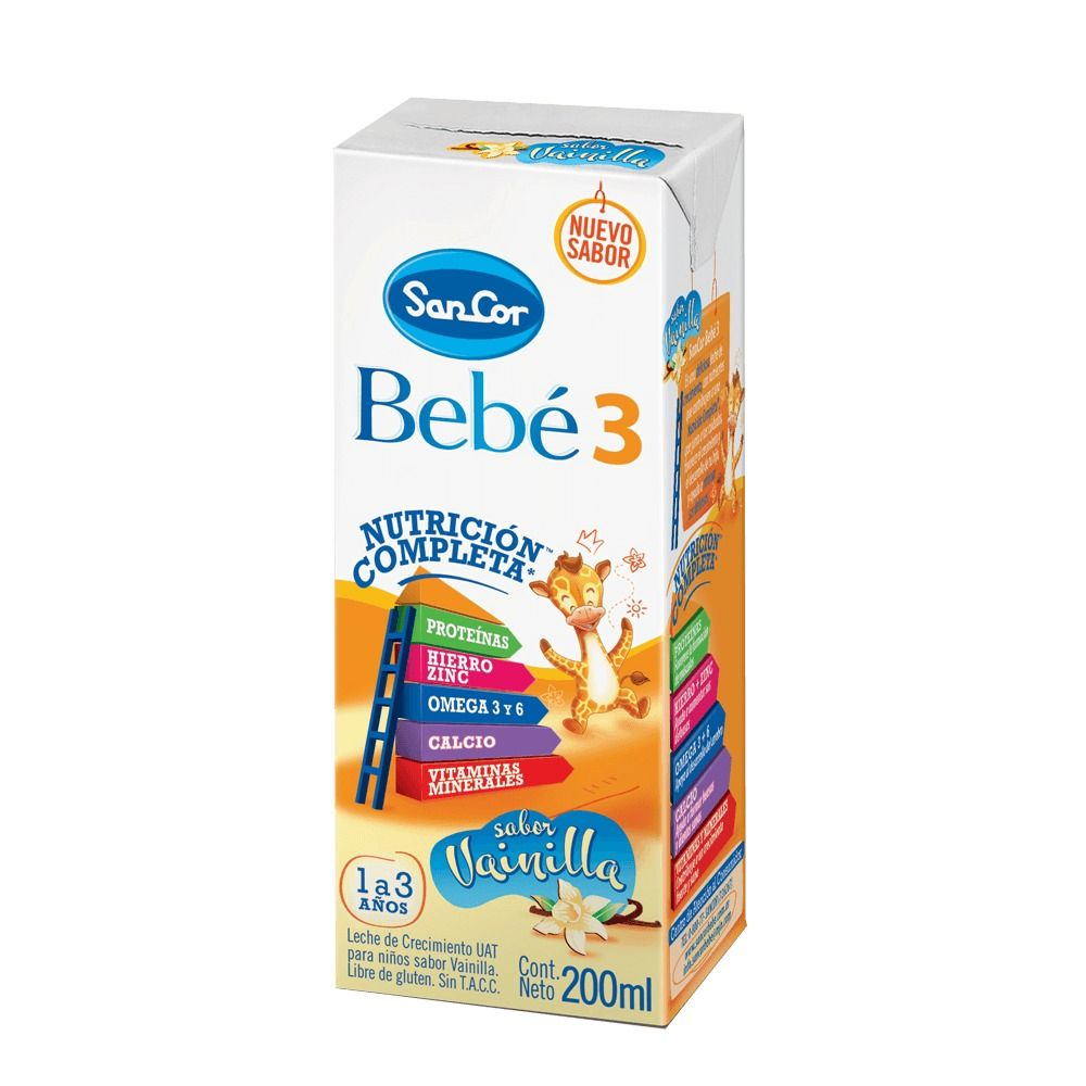 Sancor Bebe Milk With Images Baby Food Recipes Powdered Milk