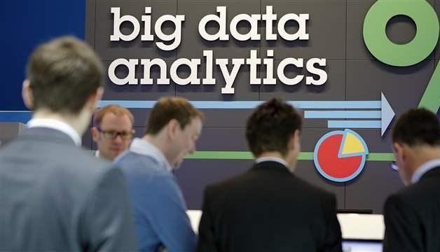 Big Data is NOT Analytics. Period.
